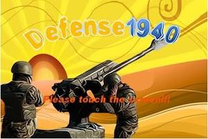 Screenshot of Defense 1940