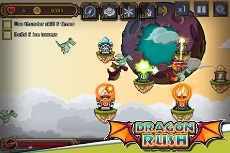 Dragon Rush- screenshot thumbnail