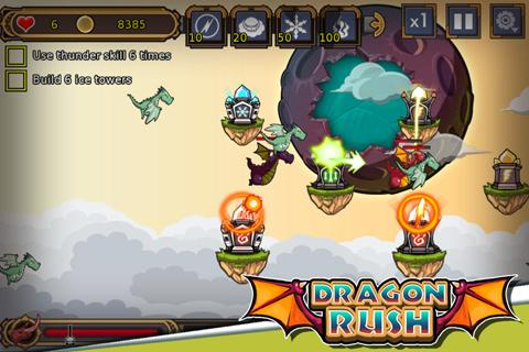 Dragon Rush - screenshot