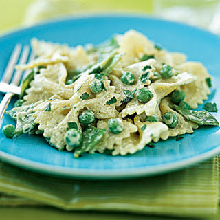 Green-and-White Pasta Salad.