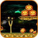 Pumpkin Knock Down icon