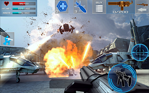 Enemy Strike Screenshot 20