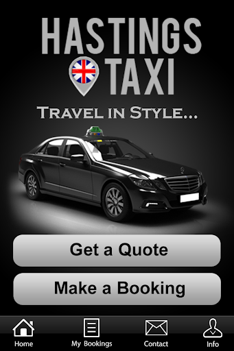 Hastings Taxi