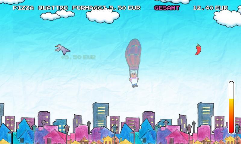 Der fliegende Indaliener- screenshot