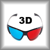 Anaglyph 3D Earth