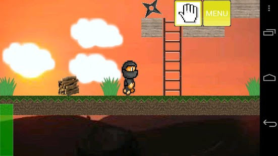 Ninja Platformer! (Full)- screenshot thumbnail