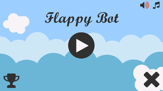 Flappy Bot- screenshot thumbnail