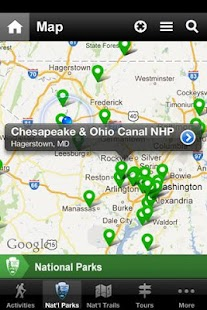 NPS Chesapeake Explorer - screenshot thumbnail