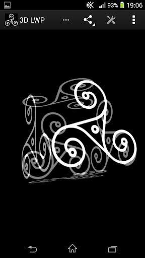 3D Triskel LWP