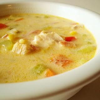 Chicken Corn Chowder.