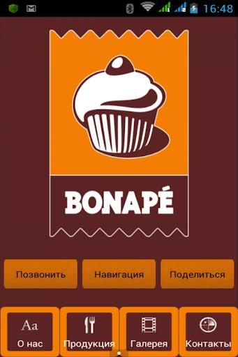Булочная-пекарня Bonape