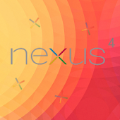 Nexus 4 Live Wallpaper