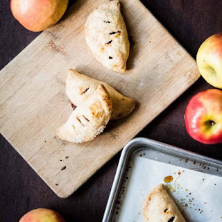 Spicy Apple Hand Pies