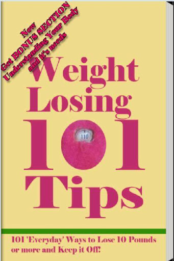 101 Tips for Losing weight