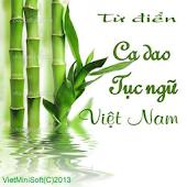 Tuyen tap ca dao tuc ngu Viet