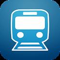 台北搭捷運 - 捷運路線地圖與票價行駛時間查詢 icon