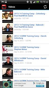 Detroit Hockey - screenshot thumbnail