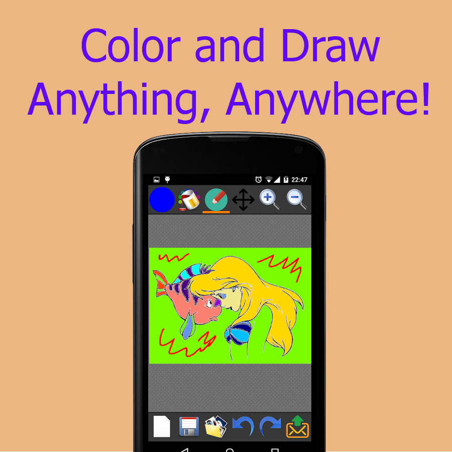 color kids disney colouring android apps on google play
