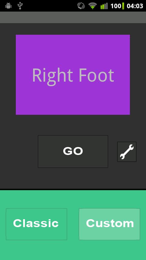 Bouldering Twister Spinner- screenshot
