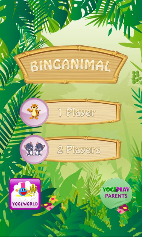 BingAnimal, fun free kids game - screenshot