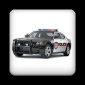 Police Siren Wheel