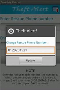 Find My Phone screenshot
