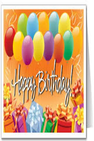 Birthday Hi Cards For Free