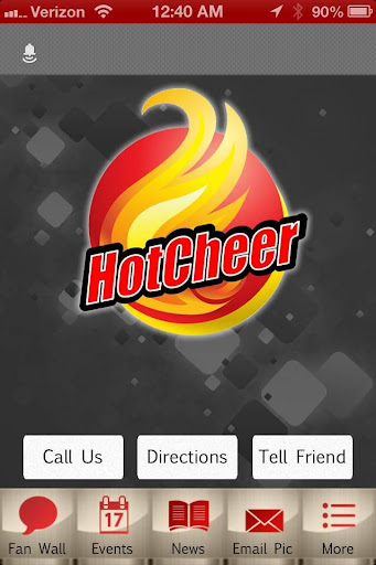 【免費運動App】HotCheer All Stars-APP點子