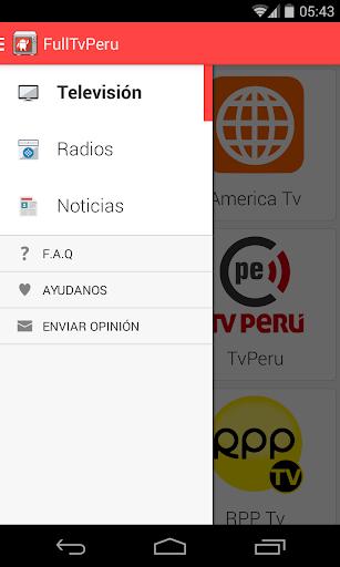 Full Tv Peru