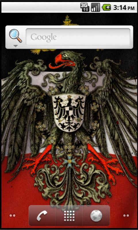 3D German Imperial Flag- screenshot