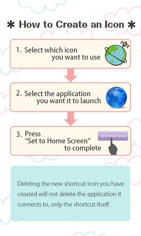 SWEET IconChange smilebox free - screenshot