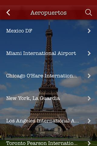 Excel Tours - screenshot