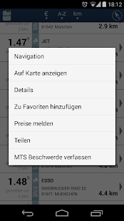 clever-tanken.de - screenshot thumbnail