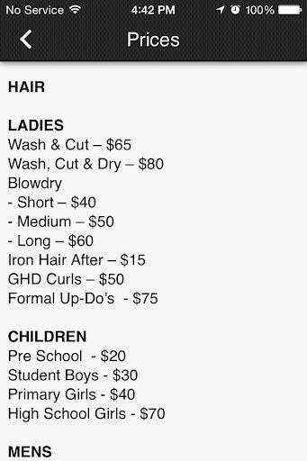 玩免費生活APP|下載Karin's Hair & Beauty app不用錢|硬是要APP