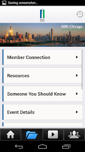 NIRI Chicago Chapter- screenshot thumbnail