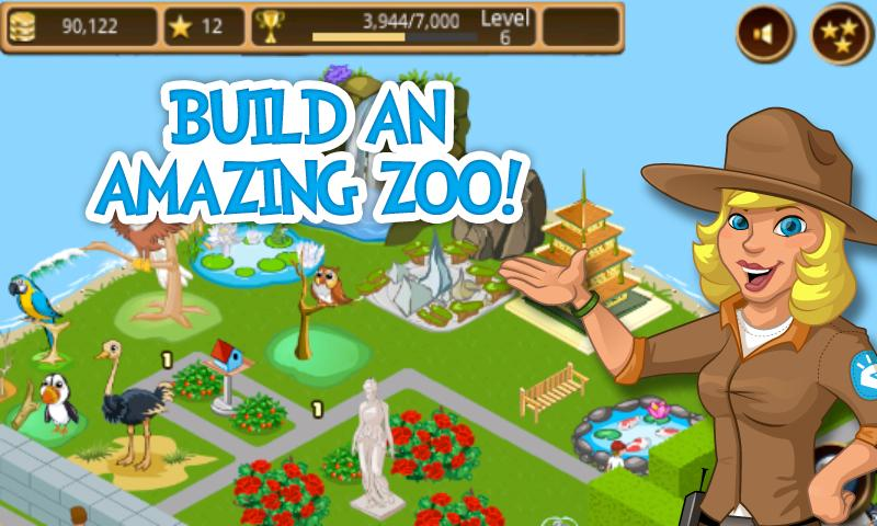 Tap Zoo - screenshot