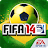 FIFA 14 by EA SPORTS™ logo