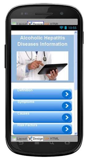 Alcoholic Hepatitis Disease