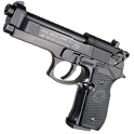 Beretta 9mm icon