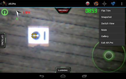 AR.Pro 2 for AR.Drones Screenshot 6