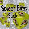 Spider Bites Suck logo