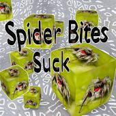 Spider Bites Suck