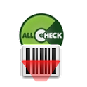 Allcheck Barcode Reader logo