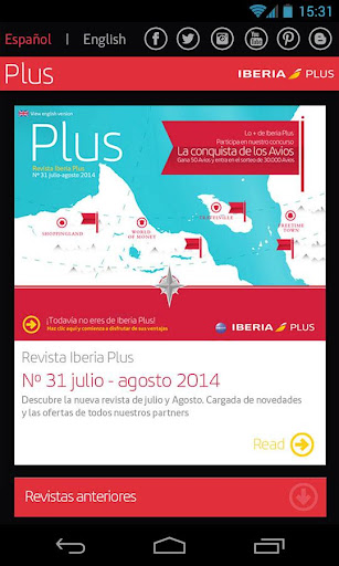 Revista Iberia Plus