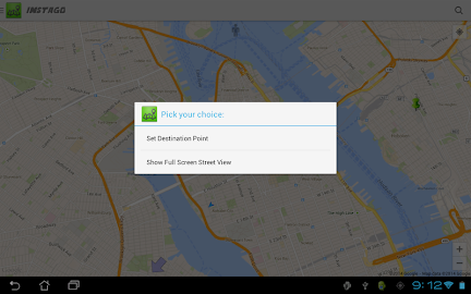 Instago Street View Navigation Screenshot 10