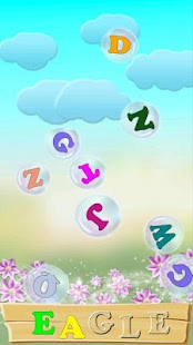 ABC Bubbles - English. Lite - screenshot thumbnail