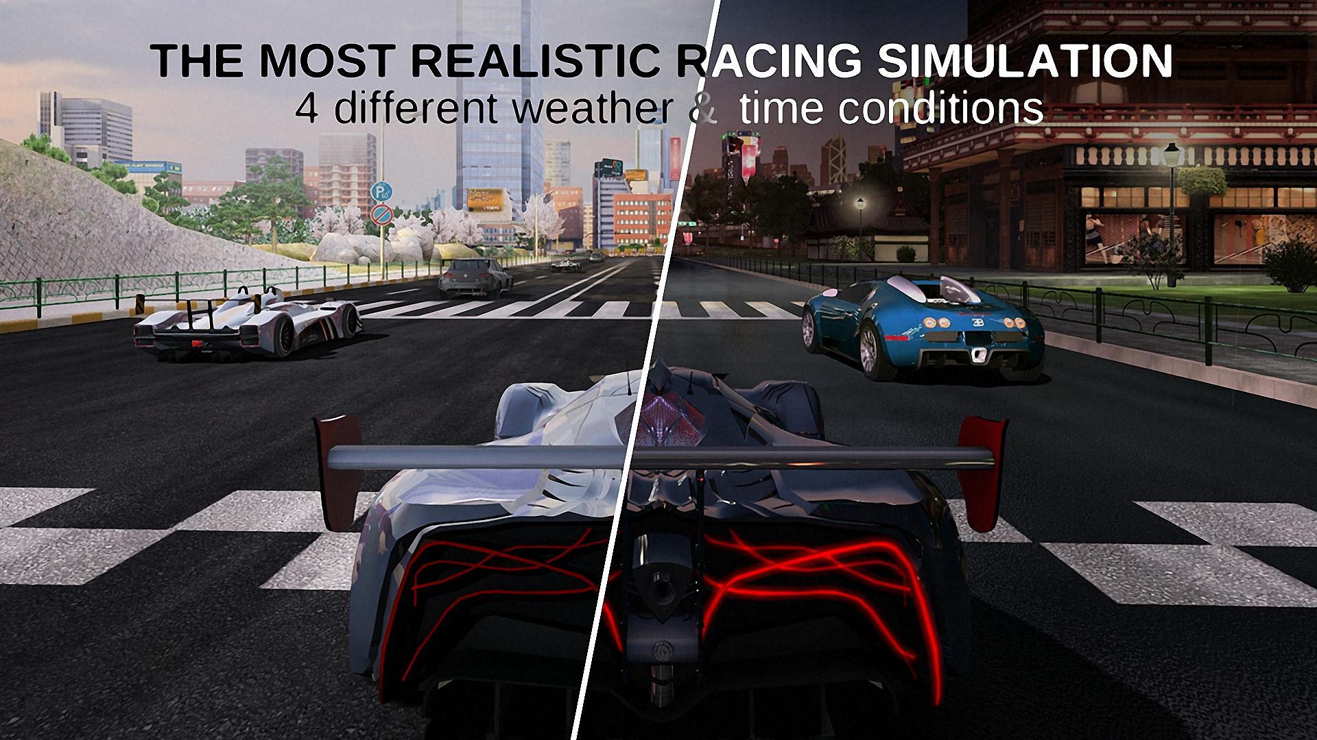 GT Racing 2: The Real Car Exp screenshot #4
