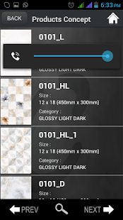 Omex Ceramic Digital WallTiles - screenshot thumbnail