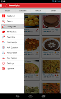 Screenshot of Sweet'N'Spicy - Indian Recipes