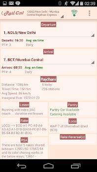 RailCal: IRCTC Railway Availability, PNR, Maps